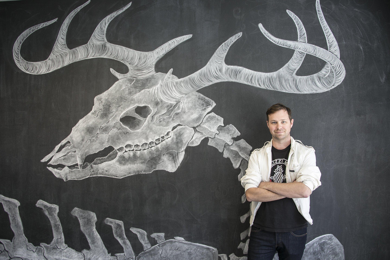 Matt Kannenberg, an Art Director at Schifino Lee Advertising and Branding in Tampa, Florida