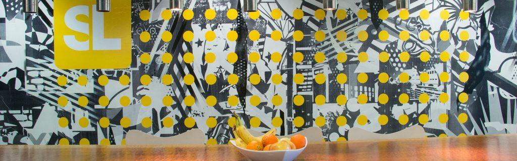 Kitchen Agency Artwork Schifino Lee Tampa, Florida