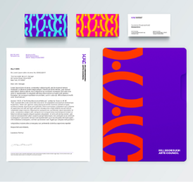 arts council stationery
